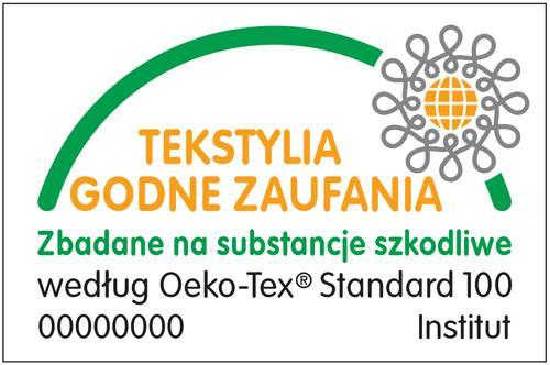 tekstylia godne zaufania - www.pracowniakreska.eu