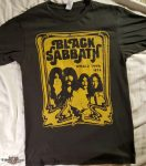 tshirt black sabbath vitange 90s Jaki t-shirt ?