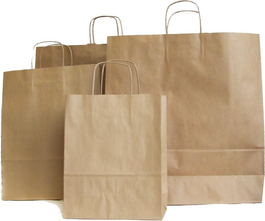 torby papierowe eko - pracownia kreska drukarnia