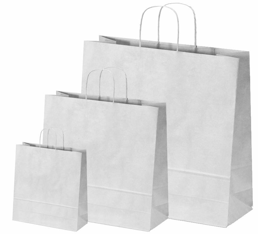 torby papierowe białe www.praowniakreska,eu