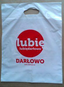 reklamówki z nadrukiem Darłowo - pracownia kreska - drukarnia