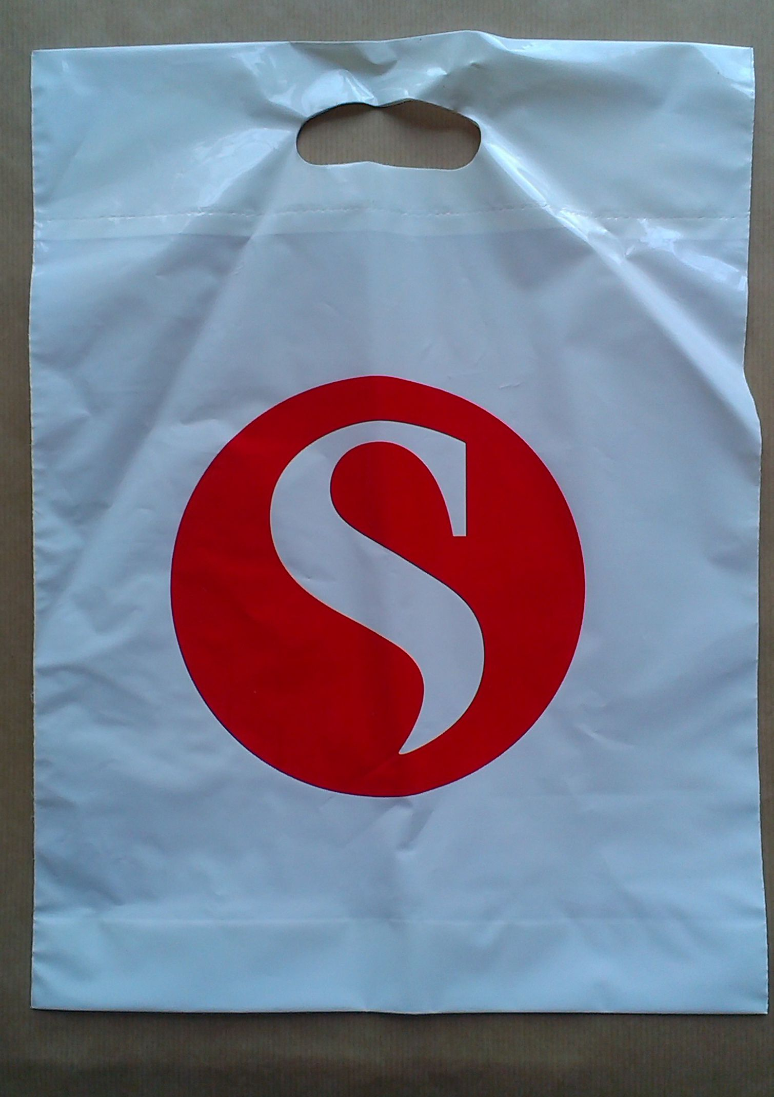 reklamówki - torby foliowe z nadrukiem, pracownia kreska - drukarnia
