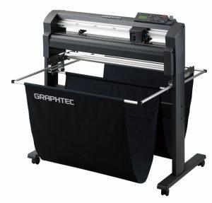 ploter graphtec, wycinanie folii samoprzylepnej, pracownia kreska - drukarnia